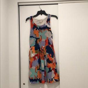 Anthropologie Fall Dress